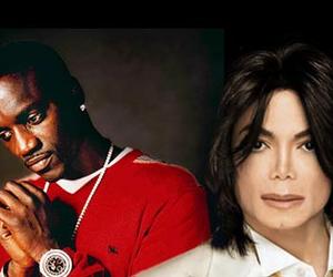Michael Jackson Duet with Akon