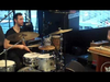 Charlie Winston - Playing the drums at RTL soundcheck