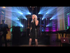 Ellie Goulding - Lights (Live on SNL)