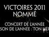 Benjamin Biolay - Ton Héritage -Victoires de la Musique 2011