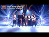 One Direction - Chasing Cars - The X Factor 2010 - Semi Final