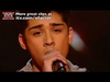 One Direction - You are so Beautiful - The X Factor 2010 - Live Show 8
