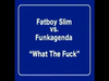 Fatboy Slim - What The Fuck (Maxie Devine & Veerus Remix)