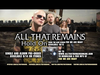 All That Remains - Hold On (w/ lyrics)