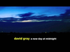 David Gray - Long Distance Call