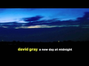 David Gray - Last Boat to America