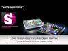 Tenishia & Ruben de Ronde - Love Survives (Toby Hedges Remix) ASOT 586 rip (feat. Shannon Hurley)