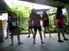 Mermaids - Live While We're Young Dance Cover
