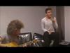 Joe McElderry - Telephone (Backstage on The X Factor Tour)