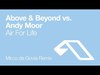 Above & Beyond vs Andy Moor - Air For Life (Mirco de Govia Remix)