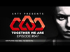 Arty - Together We Are 047 (Studio Mix)