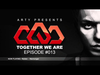 Arty - Together We Are 013 (Studio Mix)