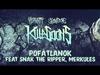KILLAKIKITT - POFÁTLANOK (feat. SNAK THE RIPPER, MERKULES (PRODUCED BY SNOWGOONS)