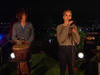 London Grammar - Darling Are You Gonna Leave Me (Acoustic Session at Glastonbury 2013)