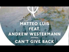 Matteo Luis - Can't Give Back (N'to Remix)
