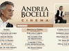 Andrea Bocelli - Cinema - Official Album Sampler