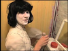 Amanda Palmer - rare footage of the eight foot bride