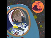 Amanda Palmer & Jherek Bischoff - Space Oddity (feat. Neil Gaiman)