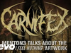 Carnifex - The Artwork Of: Until I Feel Nothing (feat. Menton3)