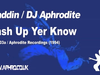 Aladdin / DJ Aphrodite - Mash Up Yer Know (1994)
