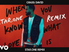 Craig David - When You Know What Love Is (Star.One Remix) (Audio)