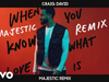 Craig David - When You Know What Love Is (Majestic Remix) (Audio)