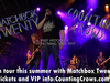 Counting Crows - Cover Up The Sun 2017 A Brief History Of Everything Tour