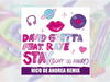 David Guetta - Stay (Don't Go Away) (feat Raye) (Nico De Andrea Remix)
