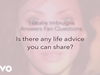 Natalie Imbruglia - Life Advice
