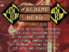 MACHINE HEAD ANNOUNCE AUST / NZ TOUR DATES 2020!