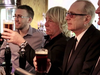 Status Quo Tasting Piledriver Beer with JD Wetherspoon