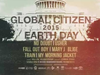 No Doubt - 2015 Global Citizen Earth Day (Thank You)