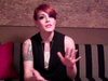 Scissor Sisters - Ana's Message to German and Italian Fans