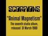 Scorpions - Animal Magnetism Album Fact Video