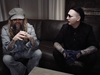 Rob Zombie & Marilyn Manson Discuss The First Time They Heard Each Other's Music