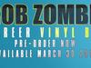 Rob Zombie Career Vinyl Box Set