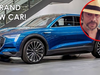 Jamiroquai - Sneak peak at the Audi Q7 E-tron with Jay