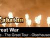 SABATON - Great War (Live - The Great Tour - Oberhausen)