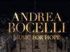Music For Hope LIVE - April 12th 10am LA   1pm NYC   6pm UK   7pm CET (Italian Version)