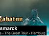 SABATON - Bismarck (Live - The Great Tour - Hamburg)