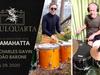 Sepultura - Ratamahatta (feat. Charles Gavin & João Barone | Live Quarantine Version)