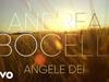 Andrea Bocelli - Angele Dei (arr. Kaye) (Visualiser)